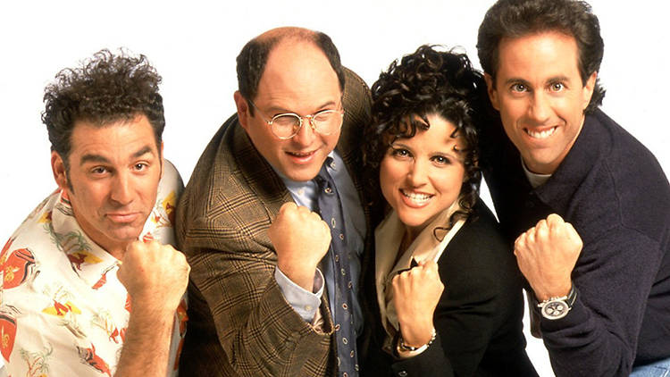Seinfeld dvd cover art