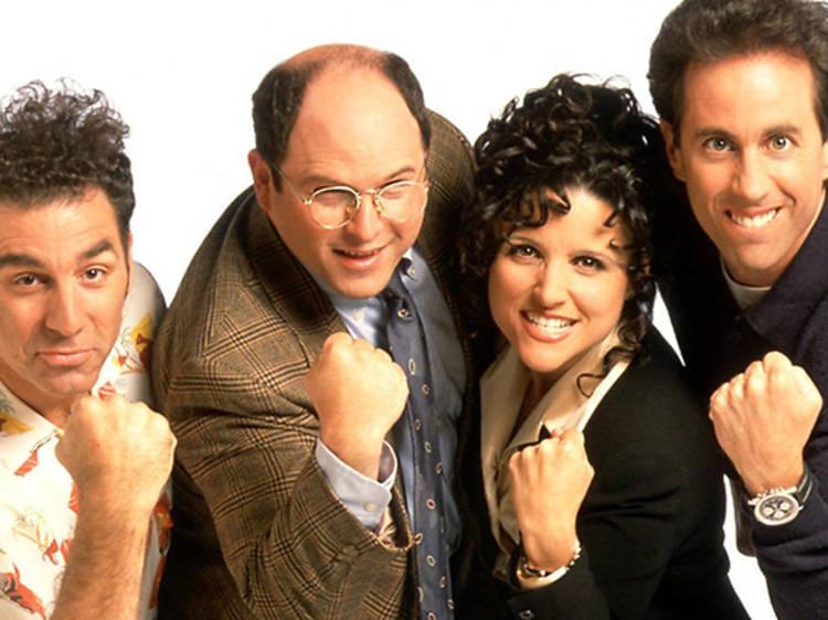 As 25 melhores séries de comédia