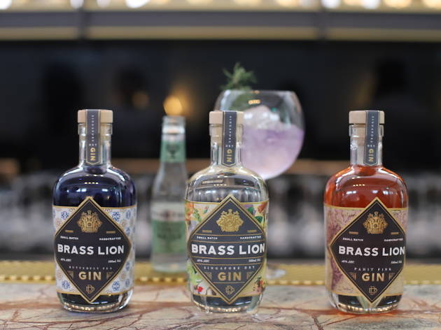 Brass Lion Distillery