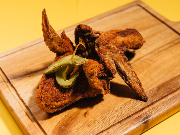 Chix Hot Chicken