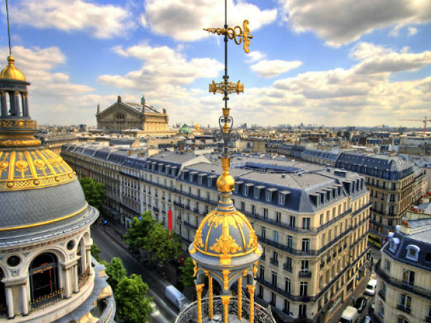 101 amazing things to do in Paris
