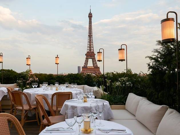 The 10 most romantic restaurants in Paris