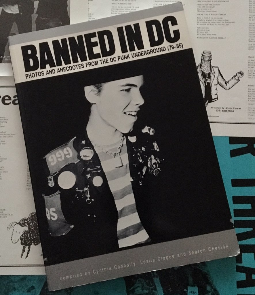 Banned in DC: Book presentation and concert