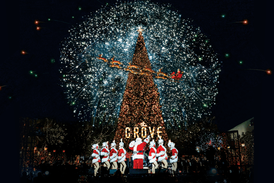 Christmas at the Grove | Things to do in Los Angeles