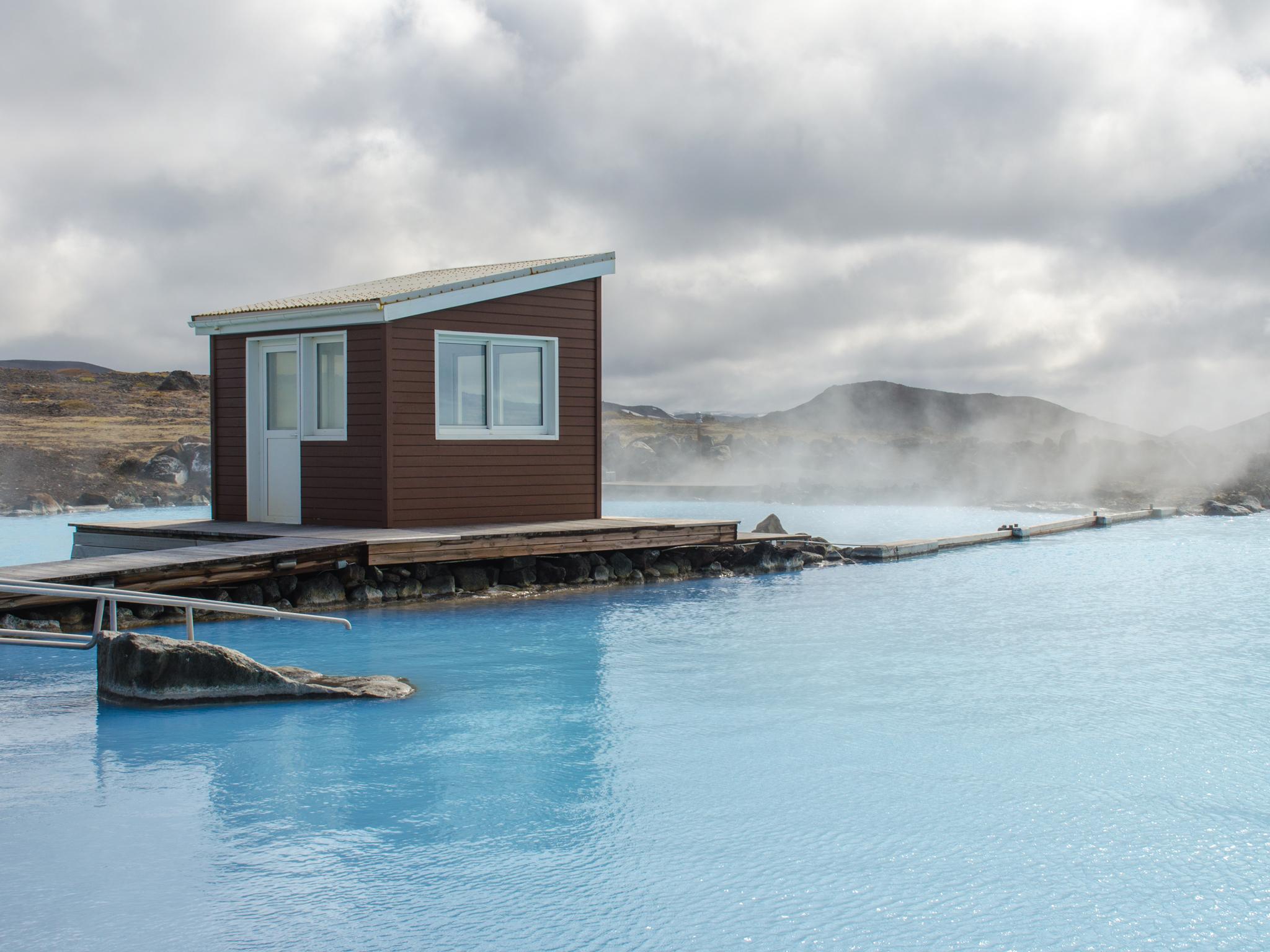 Mývatn Nature Baths in Iceland