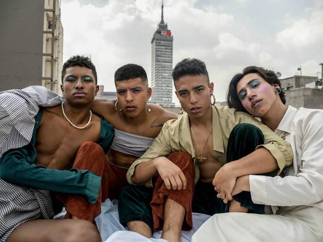 Giovanni Ontiveros es parte del segundo Concurso Jotofráfico de diversidad sexual de la Ciudad de México