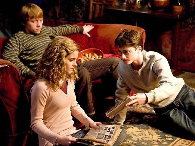 Harry Potter y el príncipe mestizo (2009)