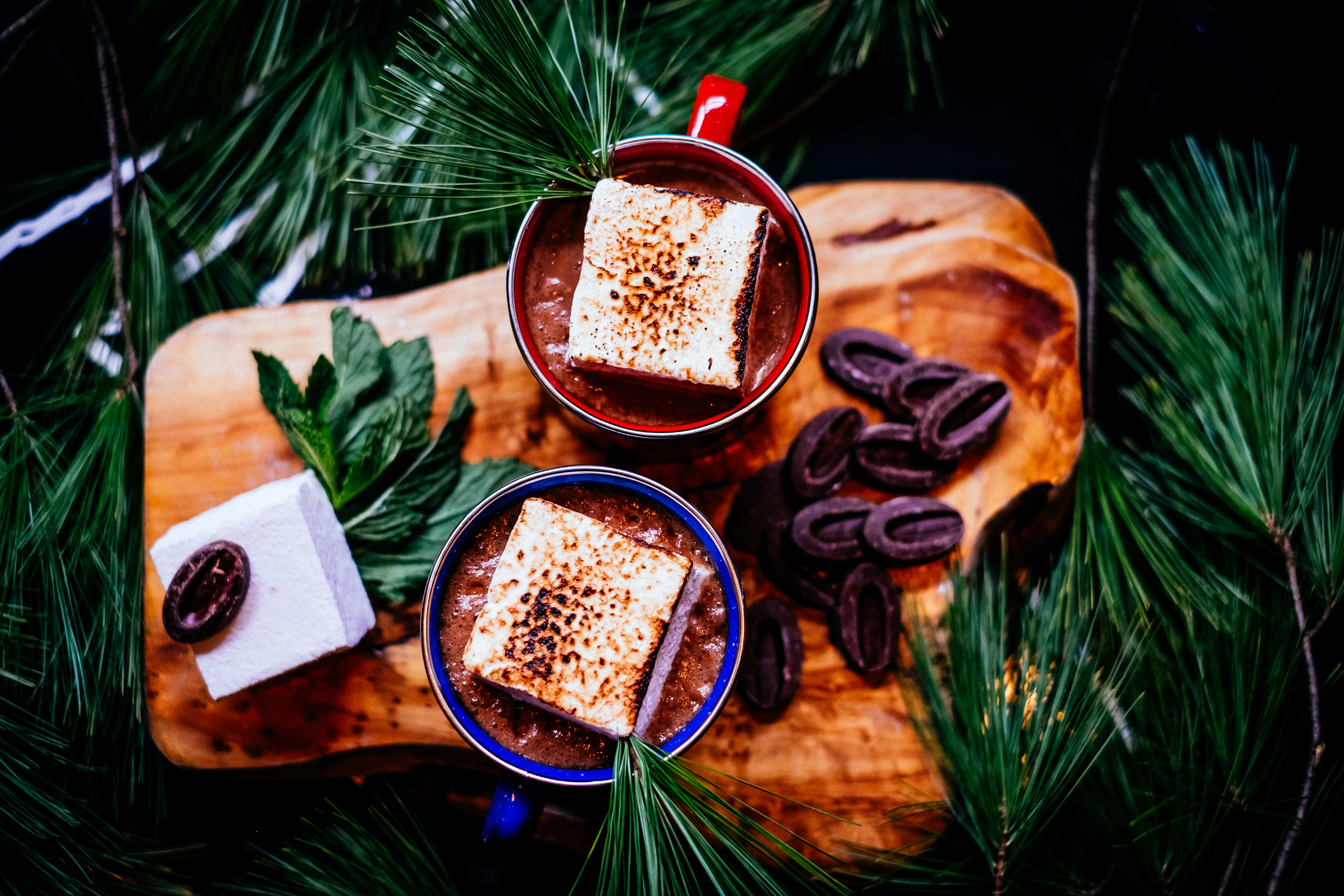 The most festive holiday drinks NYC has to offer