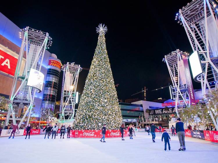L.A. Kings Holiday Ice