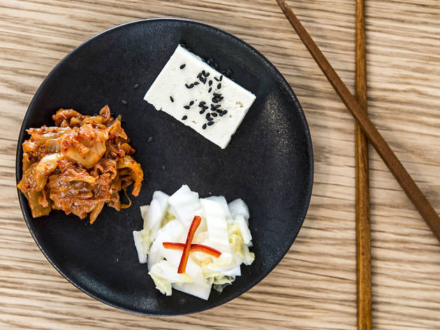 Kimchi at Sang by Mabasa