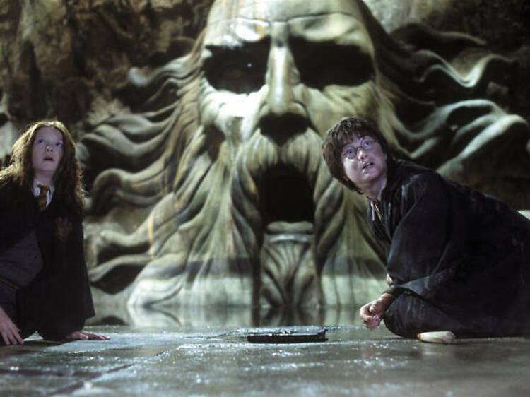 Harry Potter y la cámara secreta (2002)