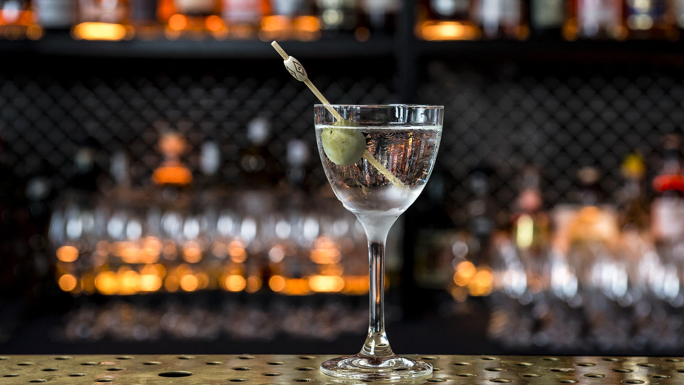 Martini at Nick and Nora's
