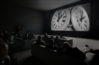 Christian Marclay, The Clock, ACMI 2019