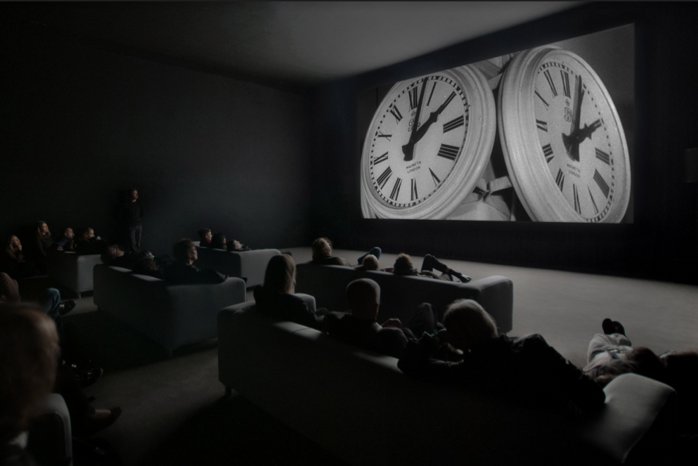 24 hours in Melbourne with Christian Marclay's 'The Clock'