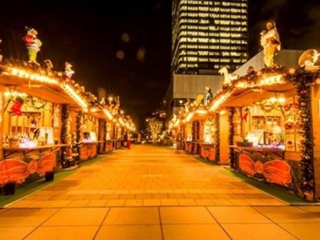 ソラマチ クリスマスマーケット2018