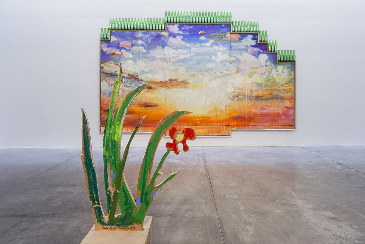Resim sanatına saygı duruşu: 'Melankolik Gün Batımı'