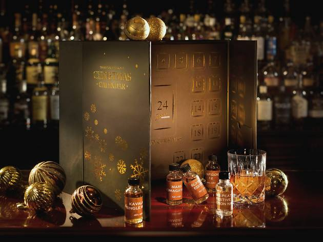 The best alternative advent calendars available in Hong Kong
