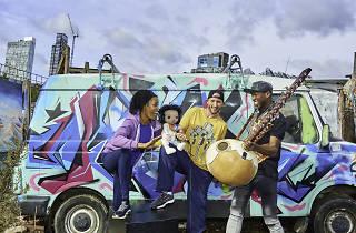'Hippity Hop' at Artsdepot