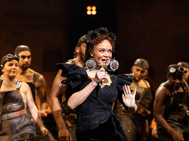 'Hadestown' review | Theatre in London