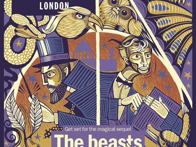 2506 COVER Fantastic Beasts.indd