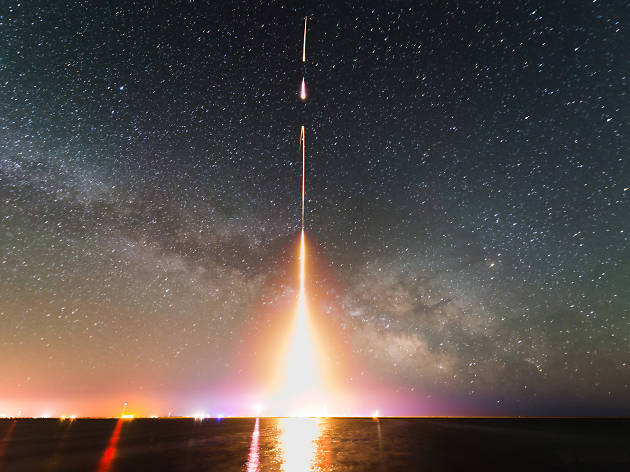 You'll be able to see a NASA rocket launch from NYC on Thursday morning