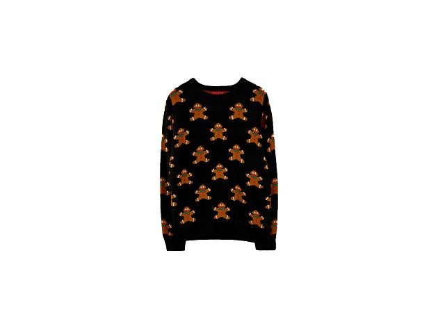 camisola natal pull&bear
