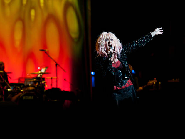 Cyndi Lauper and Friends: Home for the Holidays
