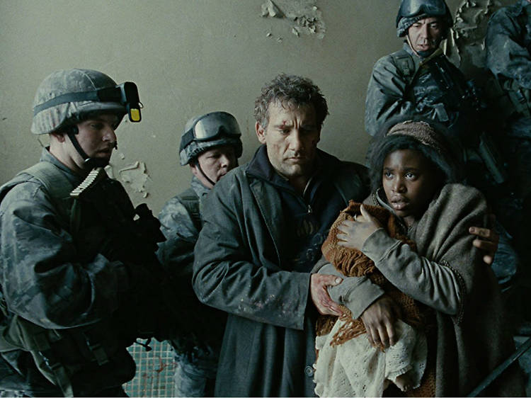Niños del hombres (2006)