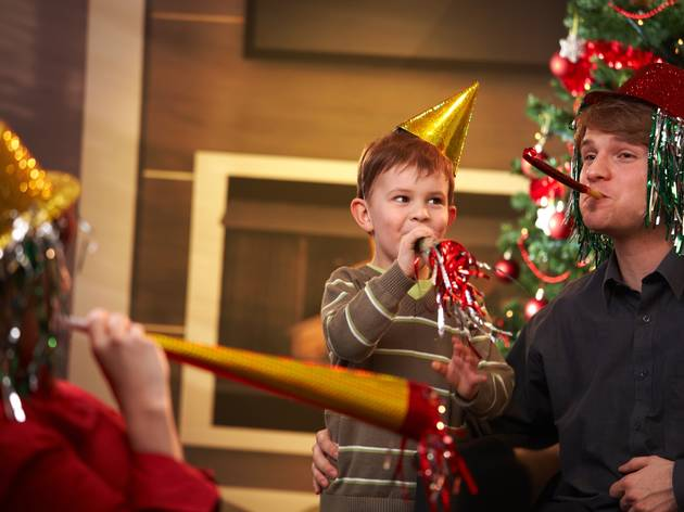 9 Best New Year's Eve Family Events in NYC in 2020