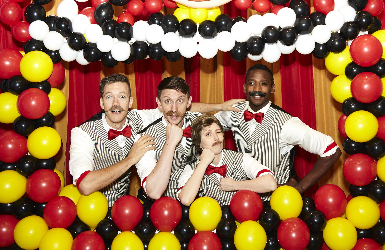 The Apple Boys: A Barbershop Quartet Musical