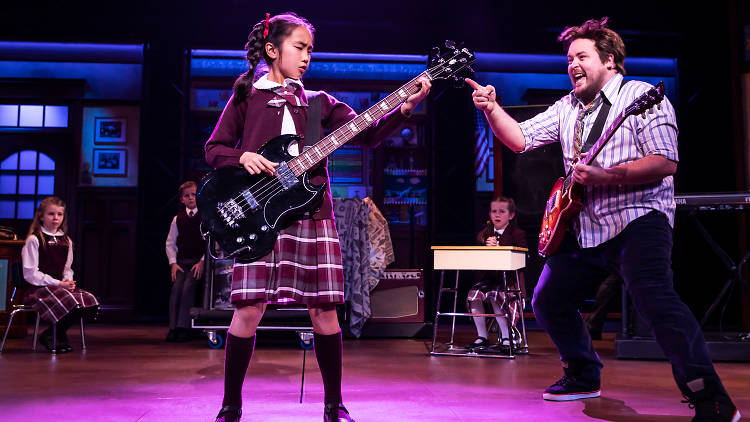 Current and upcoming musical theatre