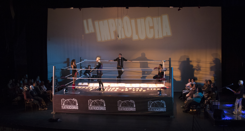 4o. Festival Internacional de Improvisación Teatral: IMPROMITOTE México 2018