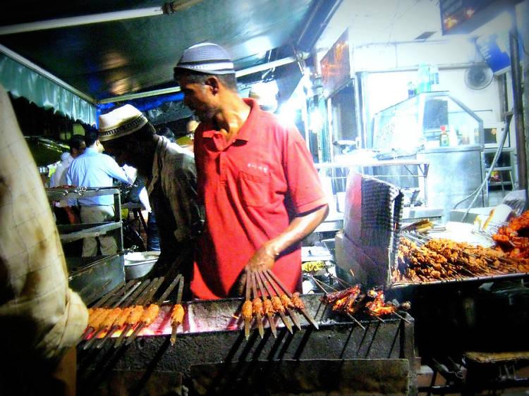 The best street food in Mumbai