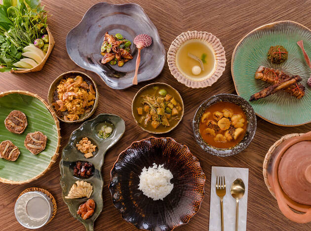 Time Out Bangkok's most favorite new restaurants of 2018