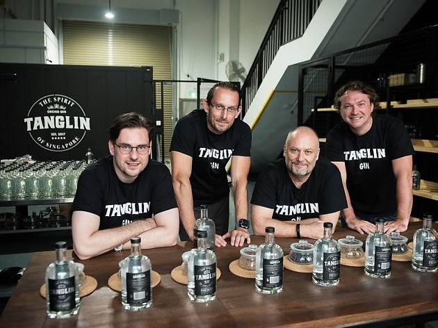 Tanglin Gin Brand Owners