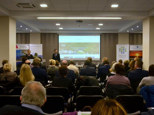 Crikvenica International Health Tourism conference 2018