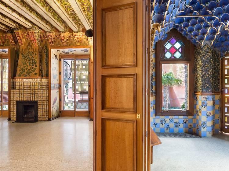 Visitar la Casa Vicens, en el top 10 de las mejores cosas para hacer en el mundo