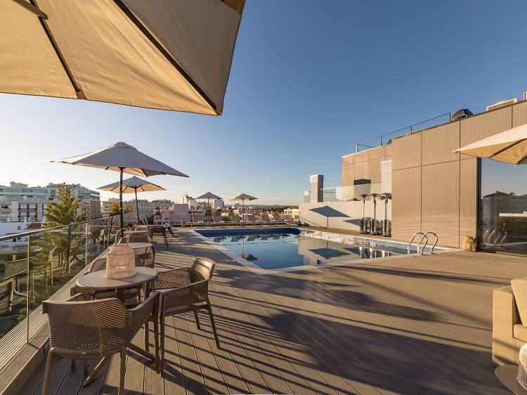 The Pr1me Energize: um hotel com boa energia
