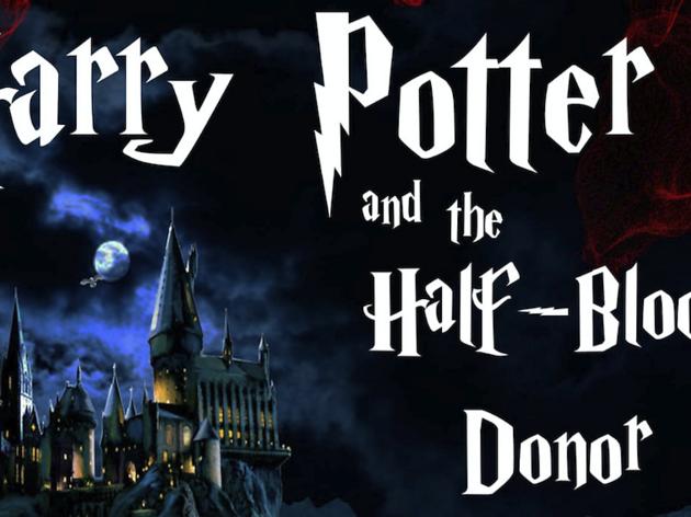 Donación mágica: se busca sangre de seguidores de Harry Potter en Barcelona