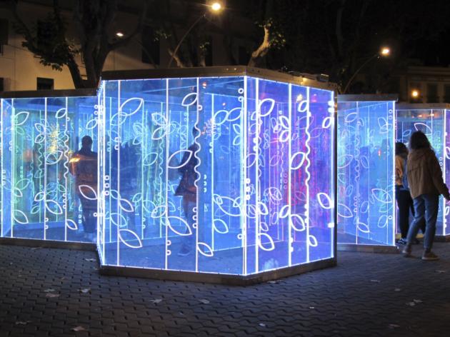 Silvana Light Maze