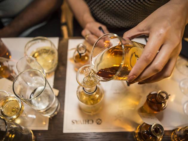 46% off a Chivas whisky blending masterclass