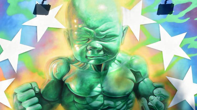 Hulk Baby