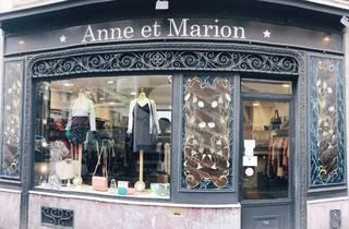 Anne et Marion
