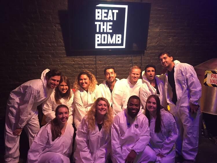 Beat The Bomb