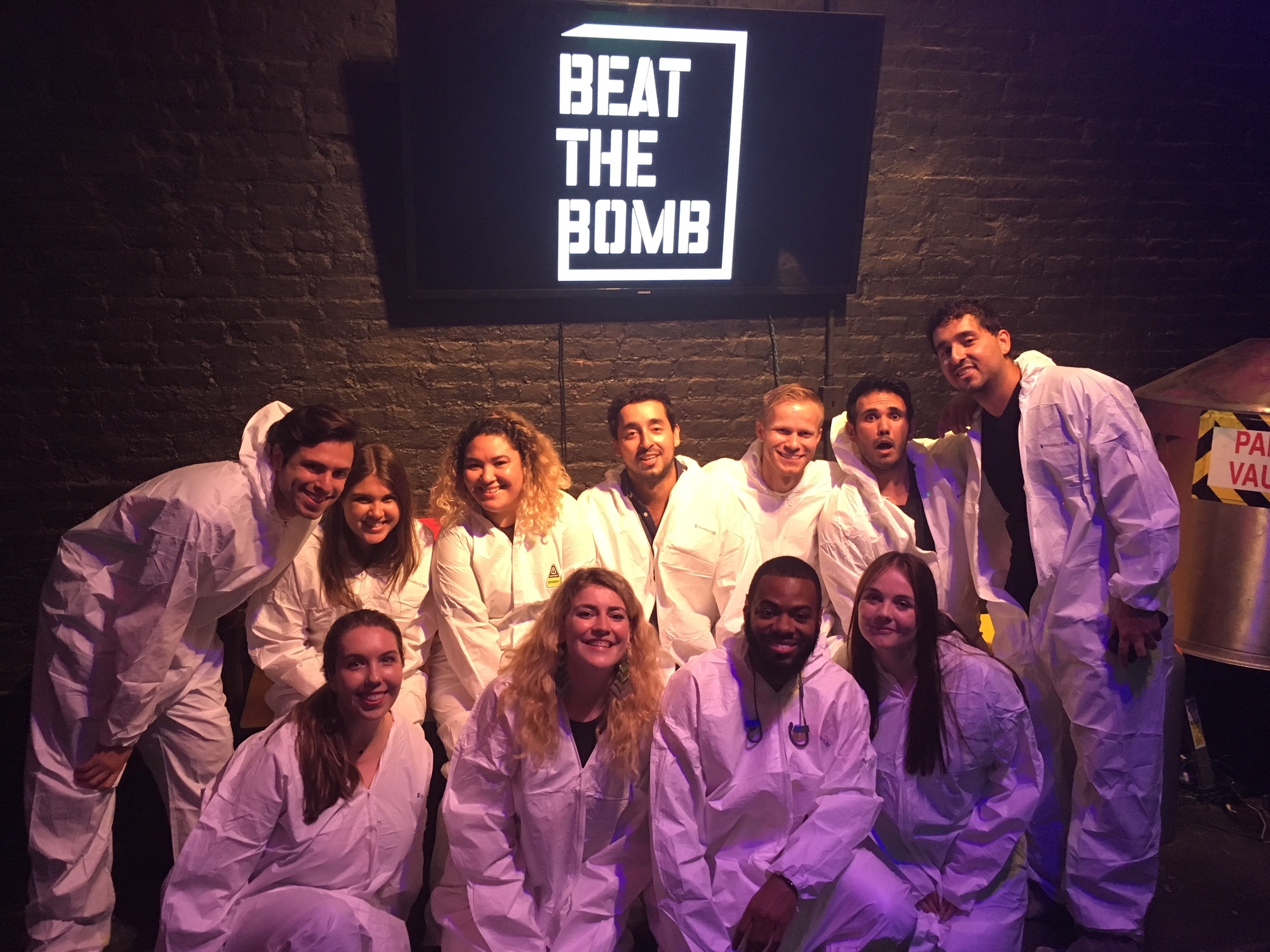 Test your strengths: Beat The Bomb