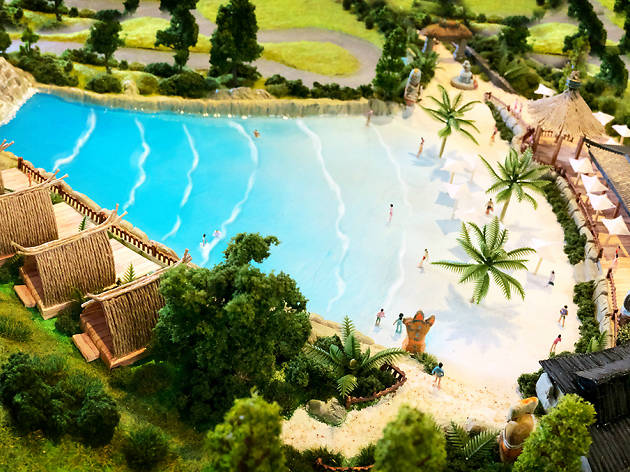 Victoria's first heated outdoor wave pool is coming to Funfields