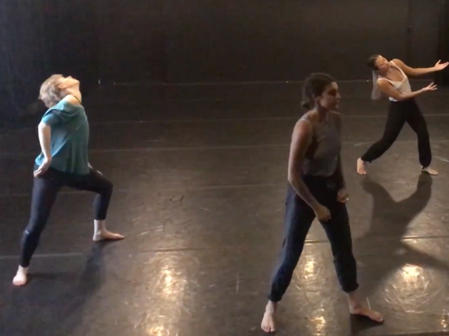 BodyStories: Teresa Fellion Dance