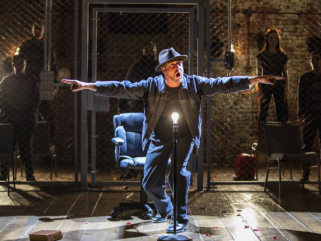 Review: The Resistible Rise of Arturo Ui
