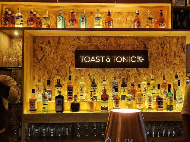 Toast and Tonic