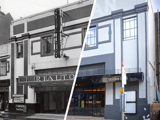Then and Now: Everyman Crystal Palace